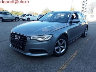 second-hand Audi A6 2014