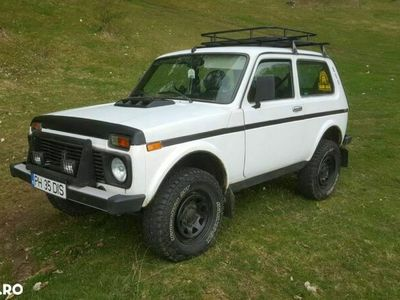 second-hand Lada niva 1.7