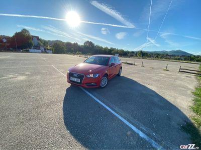 second-hand Audi A3 E6 Piele 2016