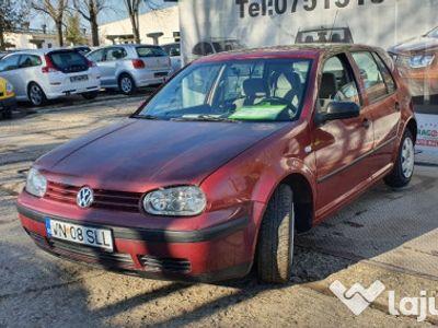 second-hand VW Golf IV,1.4Benzina,1999,Finantare Rate