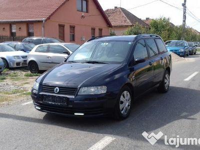 brugt Fiat Stilo diesel navigație