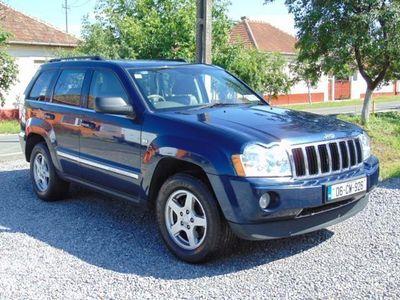 second-hand Jeep Grand Cherokee - 4x4