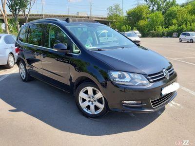 second-hand VW Sharan VWHighLine 170cp E5 2011 6 locuri