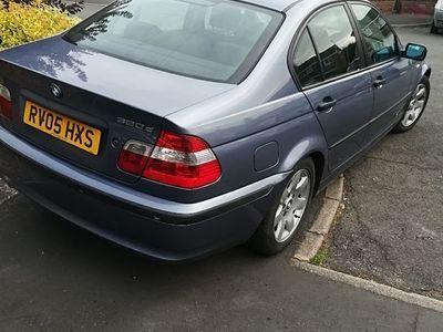 second-hand BMW 320 e46, d, 150cp,140. 000mile
