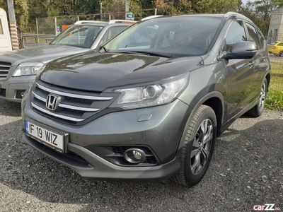 second-hand Honda CR-V 2014