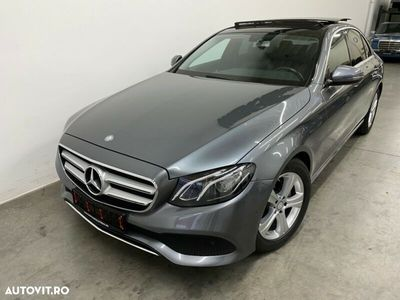 second-hand Mercedes E220 E