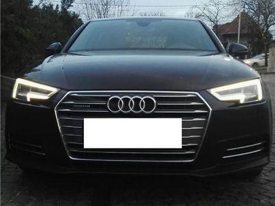 second-hand Audi A4 2.0 TDI QUATTRO Sport Edition190 CP km reali garantati factura tva deductibil LED