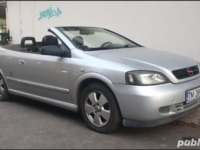 second-hand Opel Astra Cabriolet G