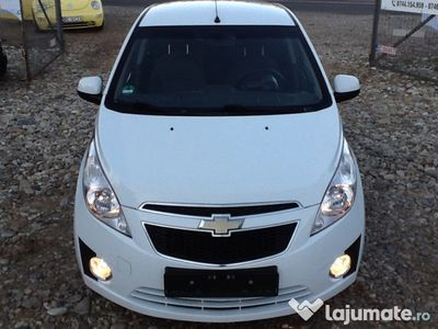 second-hand Chevrolet Spark 2012-EURO 5-Posibilitate RATE