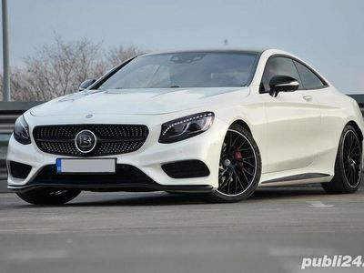 second-hand Mercedes S500 Coupe Brabus