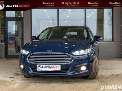 second-hand Ford Mondeo Automat 211 CP