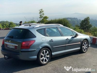 second-hand Peugeot 407 SW 2.0HDI