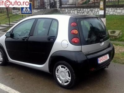 second-hand Smart ForFour 2005