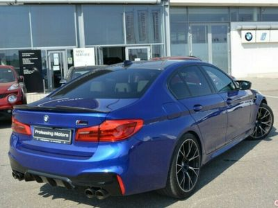 second-hand BMW M5 M COMPETITION preluare leasing