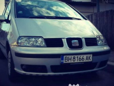 second-hand Seat Alhambra 4x4 2004