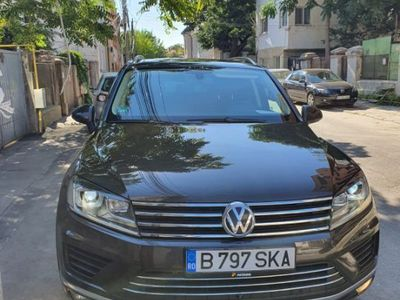 second-hand VW Touareg 3.0