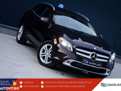 second-hand Mercedes GLA250