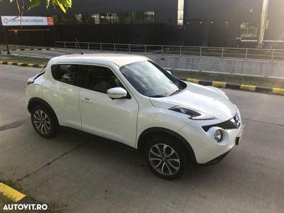 second-hand Nissan Juke full option
