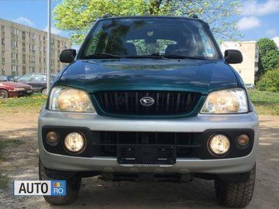 second-hand Daihatsu Terios facelift