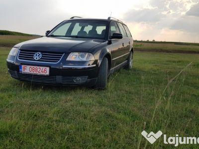 second-hand VW Passat 2.5 tdi