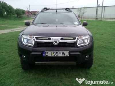 second-hand Dacia Duster ,