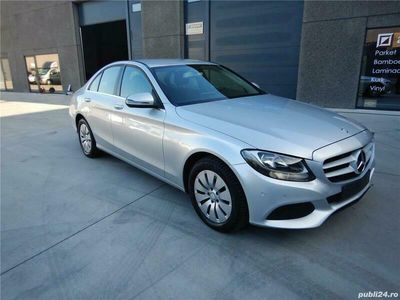 second-hand Mercedes C180 CDI Automata 2016