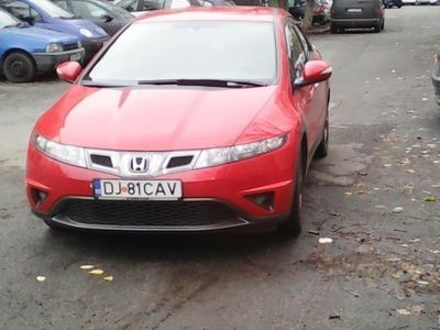 second-hand Honda Civic