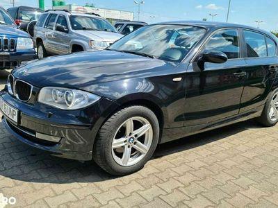 second-hand BMW 118 2.0 Diesel 143 Cp 2009 Euro 5 Inmatriculata Ro