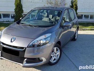 second-hand Renault Scénic III - 1,6 dci - 130 CP - euro 5 - 2012