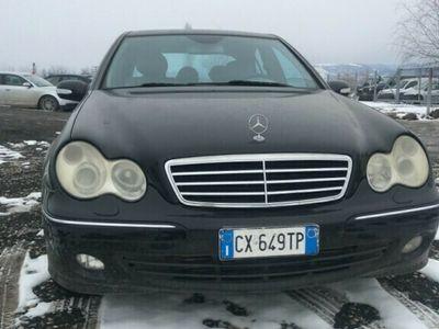 second-hand Mercedes 320 CKlassCDI