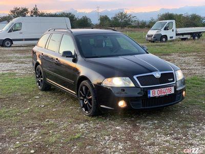 second-hand Skoda Octavia RS