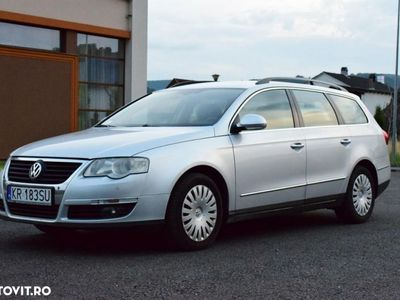 second-hand VW Passat B6