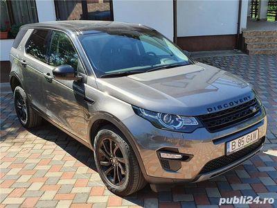 second-hand Land Rover Discovery Sport unic proprietar, dotari multiple