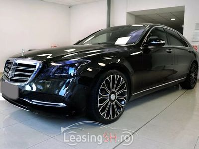 second-hand Mercedes S400 din 2018