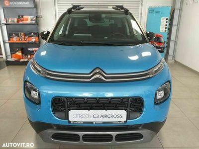 second-hand Citroën C3 Aircross