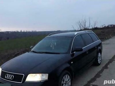 second-hand Audi A6 C4