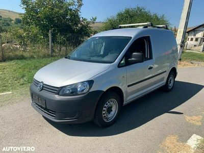 second-hand VW Caddy 1.6