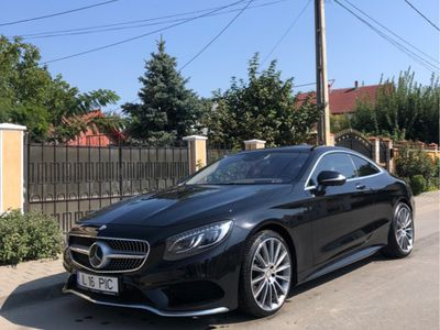second-hand Mercedes S500 Coupe