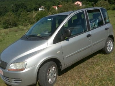 second-hand Fiat Multipla GPL (gaz )