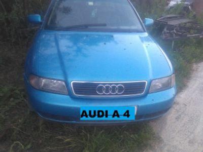 second-hand Audi A4 2.5 an 2000