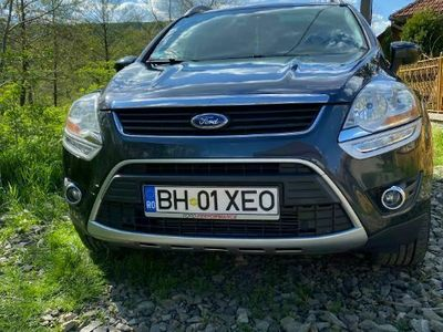 second-hand Ford Kuga 2.0L
