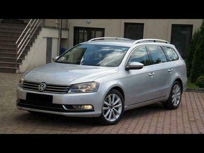second-hand VW Passat - an 2012, 2.0 Tdi (Diesel)