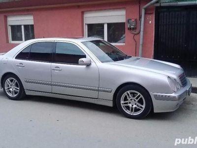 second-hand Mercedes E220 CDI