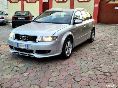 second-hand Audi A4 an 2003 1.9 TDI 131 CP