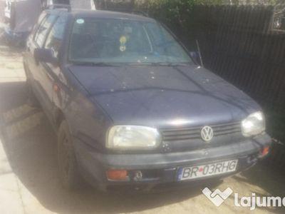 second-hand VW Golf III 1.9td 90 cp