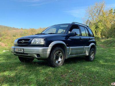 second-hand Suzuki Grand Vitara 2.0 tdi