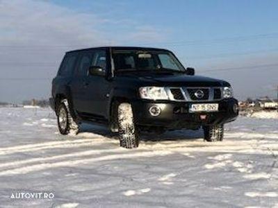second-hand Nissan Patrol GR