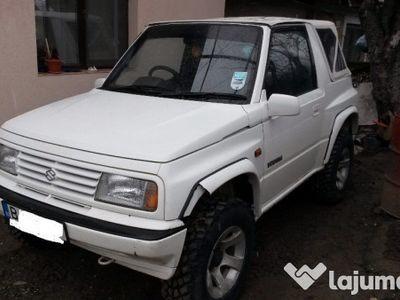brugt Suzuki Vitara 1,6 16V taxa 0