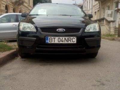 second-hand Ford Focus 2006 1.6 diesel 109 CP