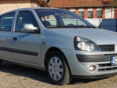 second-hand Renault Clio 1.5dci - 68cp - climatronic